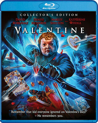 Valentine (Collector's Edition) [New Blu-ray] Collector's Ed, Widescreen