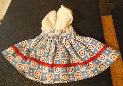 Vintage Doll Dress~Ginny Virga Muffie Ginger Alex Doll
