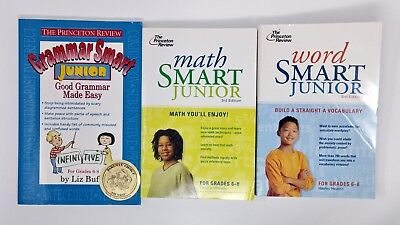 ll princeton review word smart junior