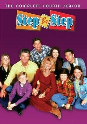 Step By Step: The Complete Fourth Season [New DVD] Manufactured On Demand, Ful