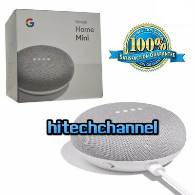 Assistente vocale WIFI Google Home Mini Originale lingua italiana WIFI grigio