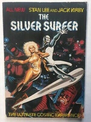 The Silver Surfer Fireside Trade Paperback -- Ultimate Cosmic Experience