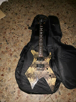 Chitarra Elettrica BC Rich WARLOCK Body Art Collection Limited Edition