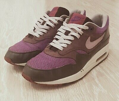6c35c2da3872 Nike AIR MAX 1 Premium Purple Pack 2007 EUR41 UK7 US8 309717 501 Running