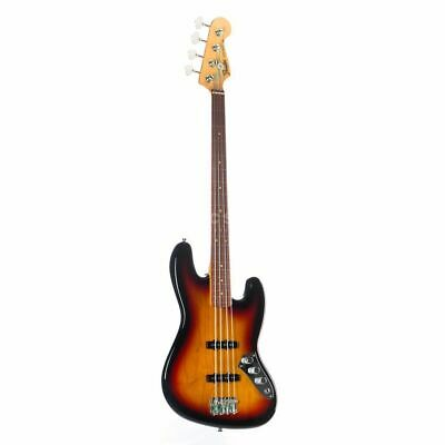 Fender - Jaco Pastorius Jazz Bass 3-Color Sunburst