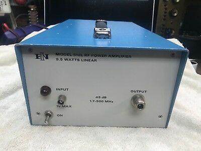 ENI 510L RF power amplifier, fully tested