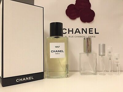 Chanel : 1957 The NEW Exclusif ! 3ml 5ml 10ml 45ml EdP
