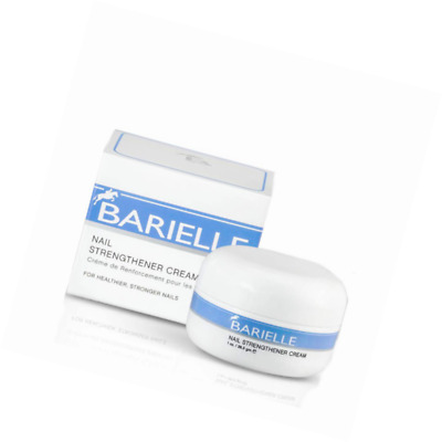 BARIELLE NAIL STRENGTHENER Cream, 1 Ounce - $14.98 | PicClick