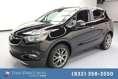 2017 Buick Encore Sport Touring Texas Direct Auto 2017 Sport Touring Used Turbo 1.4L I4 16V Automatic FWD SUV