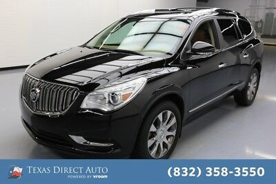 2016 Buick Enclave Premium Texas Direct Auto 2016 Premium Used 3.6L V6 24V Automatic AWD SUV Bose OnStar