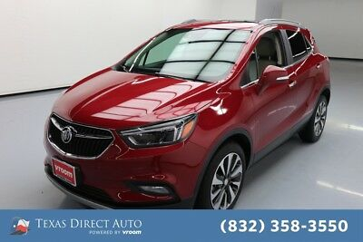 2017 Buick Encore Premium Texas Direct Auto 2017 Premium Used Turbo 1.4L I4 16V Automatic FWD SUV Bose