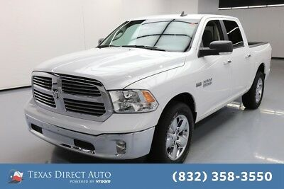 2018 Ram 1500 Big Horn Texas Direct Auto 2018 Big Horn Used 5.7L V8 16V Automatic 4WD Pickup Truck