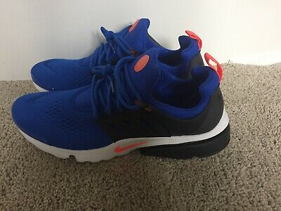 quality design eec29 82c71 Mens Nike Air Presto Ultra BR 898020-401 Racer Blue Brand New Size 10