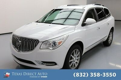 2016 Buick Enclave Convenience Texas Direct Auto 2016 Convenience Used 3.6L V6 24V Automatic FWD SUV OnStar