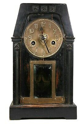 Antique Rennie Mackintosh Art and Crafts Liberty Mantel Clock Circa 1900