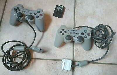 2 Manettes Sony de Playstation 2