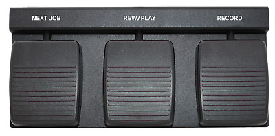 FP-110USB Foot Pedal For Dictation USB Foot Pedal