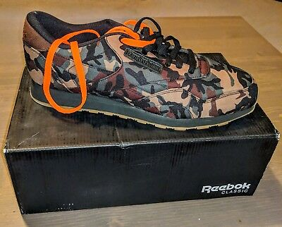 42bbb2083a523 BRAND NEW LIMITED Shoe Palace GI Joe Edition Reebok - Size 13(US ...
