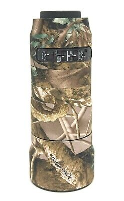 Sigma 100-400mm f/4.5-6.3 Neoprene Camouflage Lens Cover