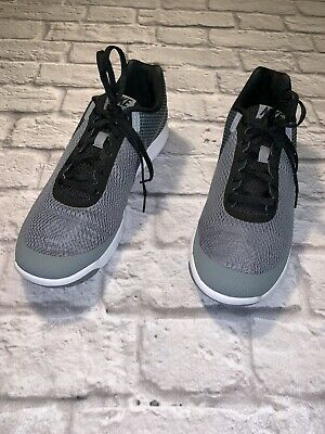 c2393e0d0b93 New Rare Nike Men s Flex Experience RN 6 Size 11 Grey Running Shoes 881802  010