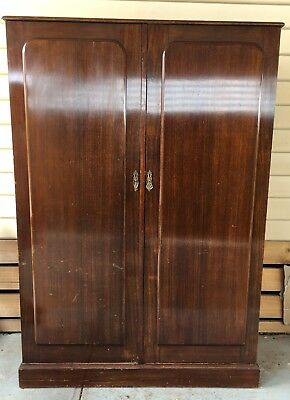 Antique Two Door Wardrobe