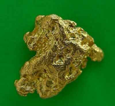 Gold Nugget  0.50 gms. High Purity / Australian / Natural / Gold Nuggets