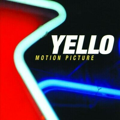 Yello - Motion Picture CD NEW