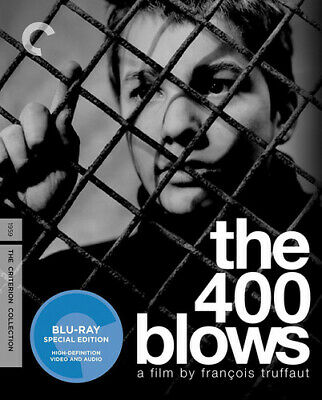 The 400 Blows (The Criterion Collection) BLU-RAY NEW