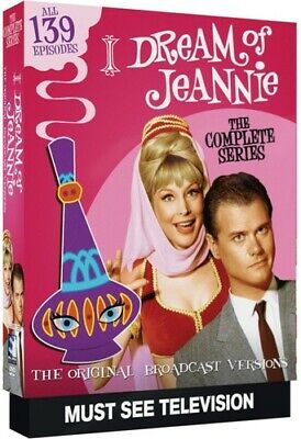 I Dream of Jeannie: The Complete Series (12 Disc) DVD NEW
