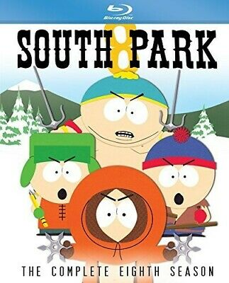South Park: The Complete Eighth Season (Season 8) (2 Disc) BLU-RAY NEW