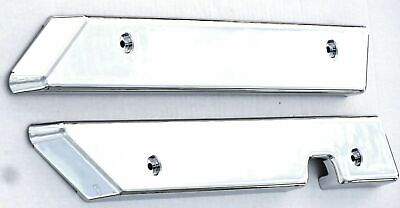 windshield post replacements chrome plastic for Freightliner Classic FLD 112