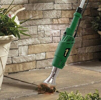 Parkland 2000W Electric Weed Burner Killer Wand Hot Air Blaster Torch 600°c