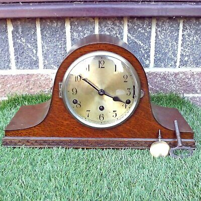 Triple Chime Westminster, Whittington, St Michaels Clock Working BUT NEEDS WORK