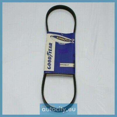 GOODYEAR 4PK0837 V-Ribbed Belts/Courroie trapezoidale a nervures/Poly V-riem