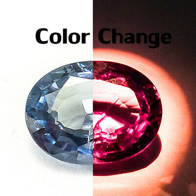 10.11 Cts Award Winning Top Clean A Miracle Color Changing Natural Alexandrite