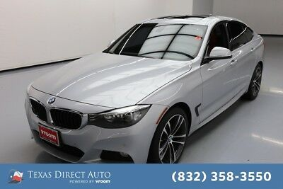 2016 BMW 3-Series 328i xDrive Texas Direct Auto 2016 328i xDrive Used Turbo 2L I4 16V Automatic AWD Hatchback