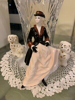 Zara Royal Worcester limited edition figurine les petites A10