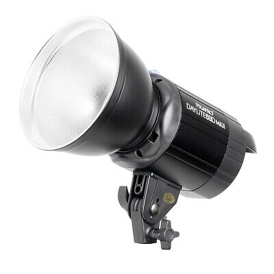 LED Lighting Bowens S Fit Photo Video Light filming interview DAYLIGHT 5500K 60W