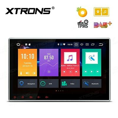 """10,1"""" Android 8.0 Octa-Core 32GB ROM + 4G RAM 2-DIN Multimedia DVD Player"""