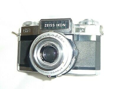 Zeiss Ikon - Contaflex Super B comes with original case - in very nice condition