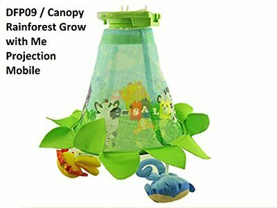 Fisher Price Rainforest Grow-with-Me Projection Mobile - Replacement Canopy
