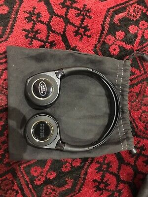 Range Rover Wireless Headphones With Bag