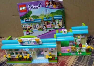 Lego Friends Heartlake Stables 3189 With Instructions 3000