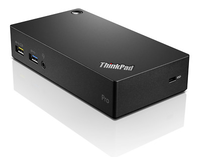 Genuine Lenovo Thinkpad USB 3.0 Pro Dock 40A70045AU