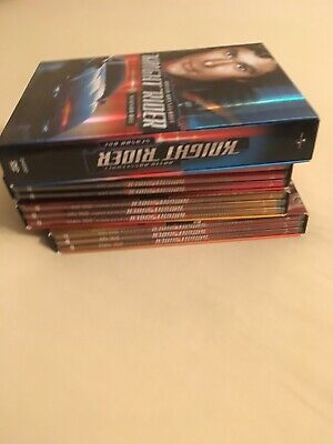 Knight Rider - The Complete Series DVDS (Seasons 1-4) Individual Box Sets