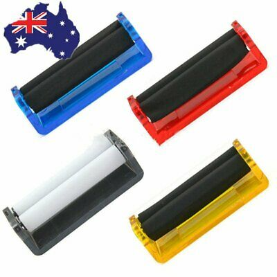 70mm Regular Auto Automatic Cigarette Tabacco Roller Rolling Machine Paper AU