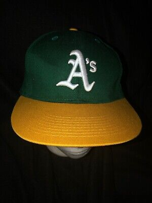 9c988360000178 NOS-OAKLAND ATHLETICS OC SPORTS HAT/Cap. Velcro Back. Embroidered. Never