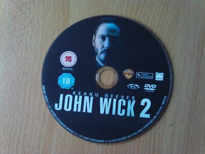 John Wick Chapter 2 [2017] [DISC ONLY]
