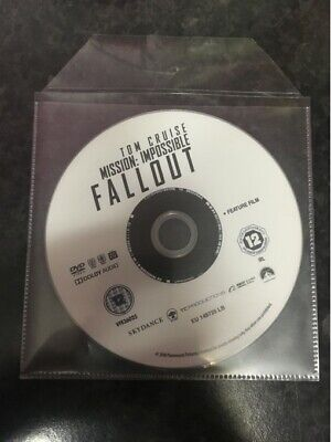 Mission Impossible Fallout [2018] [DISC ONLY]