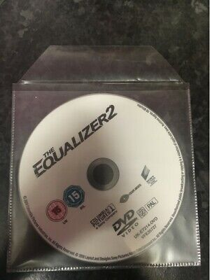 The Equalizer 2 [2018] [DISC ONLY]